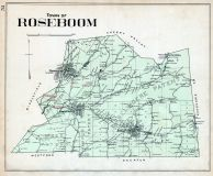 Roseboom Town, Otsego County 1903